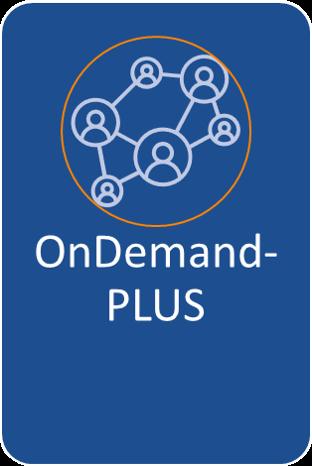 OnDemand Plus logo